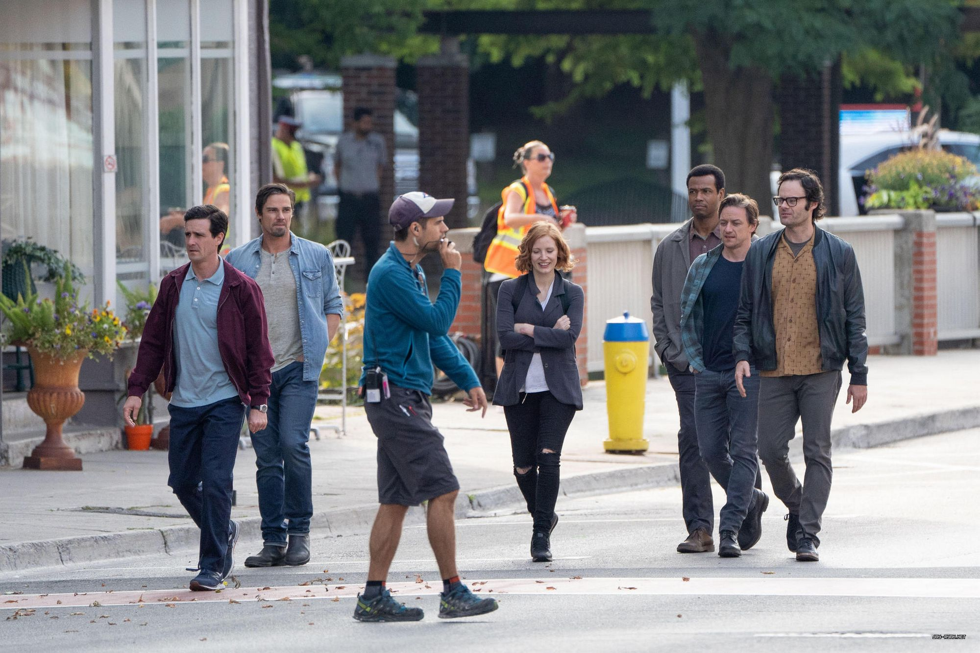 Photos: 'IT Chapter Two' – On the Set (July 30) + Behind the Scenes